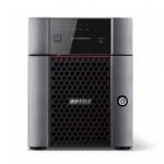 BUFFALO TS3410DN1204-EU TERASTATION 3410 12TB NAS HDD 4X3TB 2X1GBE