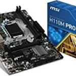 MSI H110M PRO VD MOTHERBOARD MSI H110M PRO VD