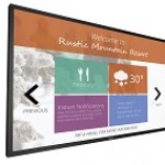 MULTITOUCH 65 DISPLAY ANDROID INTEGRATO FHD