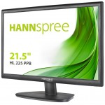 HANNSPREE HL225PPB 21.5  WIDE  16 9 250CD/M² 5 MS BLACK
