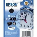 EPSON C13T27914012 CARTUCCIA ULTRA 27XXL SVEGLIA  341 ML NERO