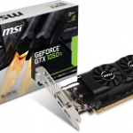 GEFORCE GTX 1050 TI 4GT LOW PROFILE
