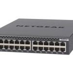 NETGEAR XSM4324CS-100NES FULL MANAGED 24X10GBIT +4 COMBO SFP+