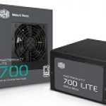 MASTERWATT LITE 700W / 230V / 80PLUS WHITE / 120MM