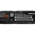 SSD 960 EVO M.2 PCIE 3.0, NVME 1.2 (PARTIAL) 250GB