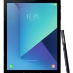 SAMSUNG SM-T825NZKAITV GALAXY TAB S3 9.7 BLACK LTE  WITH S PEN