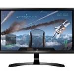 LG ELECTRONI 24UD58-B.AEU 23,8 LED IPS 16 9 3840X2160 5MS HDMI/DP