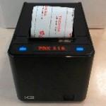 STAMPANTE FISC. PDX216-KIII CON VIS DOPPIA FACCIA