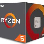 AMD YD1400BBAEBOX AMD RYZEN 5 1400 + WRAITH STEALTH 65W