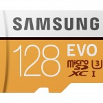 MICRO SD EVO 128GB UHS-1 GRADO 3 ADATTATORE SD