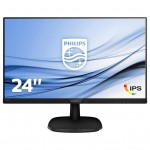 PHILIPS 243V7QDSB/00 23,8 , IPS, 178/178, VGA, DVI, HDMI, 5MS, FLICKER