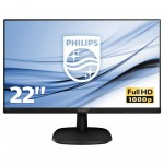 PHILIPS 223V7QHAB/00 21,5  IPS, 3 SIDE FRAMELESS, 1920*1080,
