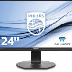 PHILIPS 241B7QUPEB/00 23,8  LED IPS, 1920*1080, DOCKING MONITOR, 16 9,