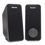 VULTECH SP-340 SET ALTOPARLANTI 2.0 AUTOALIMENTATE USB 2.0