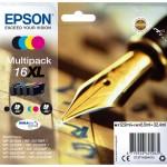 EPSON C13T16364012 MULTIPACK 4 CARTUCCE 16XL PENNA E CRUCIVERBA