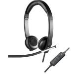 LOGITECH 981-000519 USB HEADSET STEREO H650E - USB28