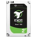 SEAGATE ST2000NM0125 2TB EXOS 7E8 ENTERPRISE SEAGATE SATA 3.5 512E