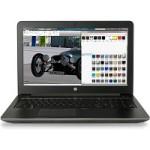 HP ZBOOK STUDIO15 G4 I7-7700HQ 15.6 8G 256G W10P64