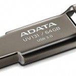 ADATA TECHNO AUV131-64G-RGY 64GB UV131 USB 3.0