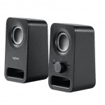 LOGITECH 980-000814 LOGITECH Z150 MULTIMEDIA SPEAKERS - MIDNIGHT BLACK
