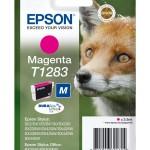 EPSON C13T12834012 CARTUCCIA ULTRA T1283 VOLPE 35 ML TAGLIA M MAGENTA