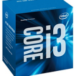 INTEL CORE I3-7100  3M CACHE, 3.90 GHZ