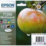 EPSON C13T12954012 MULTIPACK 4 CARTUCCE  T1295 MELA