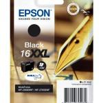 EPSON C13T16814012 CARTUCCIA 16XXL PENNA E CRUCIVERBA NERO