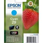 EPSON C13T29824012 CARTUCCIA CLARIA  HOME 29 FRAGOLE CIANO STANDARD