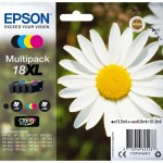 EPSON C13T18164012 MULTIPACK 4 CARTUCCE 18XL CLARIA HOME MARGHERITA
