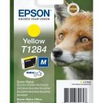 EPSON C13T12844012 CARTUCCIA ULTRA T1284 VOLPE  35 ML M GIALLO