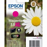 EPSON C13T18134012 CARTUCCIA CLARIA HOME18XL MARGHERITA 66 ML MAGENTA