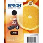 EPSON C13T33314012 CARTUCCIA CLARIA PREMIUM 33 ARANCE NERO STANDARD