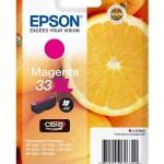 EPSON C13T33634012 CARTUCCIA CLARIA  PREMIUM 33 ARANCE XL MAGENTA