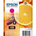 EPSON C13T33434012 CARTUCCIA CLARIA PREMIUM 33 STD ARANCE MAGENTA