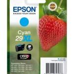 EPSON C13T29924012 CARTUCCIA CLARIA HOME 29 FRAGOLE CIANO ELEVATA XL