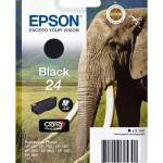 EPSON C13T24214012 CARTUCCIA CLARIA PHOTO HD 24 ELEFANTE 51 ML NERO
