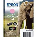 EPSON C13T24264012 CARTUCCIA CLARIAPHOTO HD24 ELEFANTE MAGENTA CHIARO