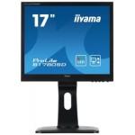 IIYAMA B1780SD-B1 17  1280X1024, 13 CM HEIGHT ADJ. STAND, PIVOT