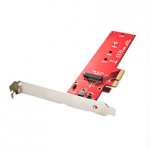 LINDY LINDY51132 SCHEDA PCIE 3.0X4 PER SSD M.2
