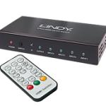 SWITCH HDMI 4K UHD 4 1 CON FUNZIONE PIP