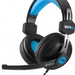 SHARKOON RUSH ER2 BLUE STEREO HEADSET, 2X 3.5 MM PLUG