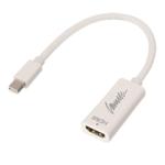LINDY LINDY41719 ADATTATORE MINI-DISPLAYPORT A HDMI 4K PASSIVO