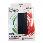 IGLOO ALIMENTATORE UNIVERSALE 90W NOTEBOOK