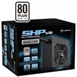 SHARKOON SHP550 V2 PSU ATX 2.3, 550W, 80PLUS WHITE 230V EU