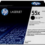 HP INC. CE255X HP LASERJET P3015 12.5K PRINT CARTRIDGE
