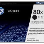 HP INC. CF280X HP LASERJET PRO M401/M425 6.9K BLK CRTG