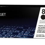 HP INC. CF283A HP LASERJET 83A BLACK TONER CARTRIDGE