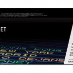 HP INC. CE321A HP LASERJET PRO CP1525/CM1415 CYN CRTG