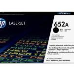 HP INC. CF320A HP 652A BLACK LASERJET TONER CARTRIDGE